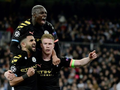 C1: Manchester City enfonce le Real à Madrid 2-1 en 8e aller