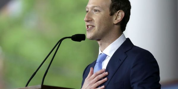 Actionnariat de Facebook : Mark Zuckerberg renonce face à Wall Street