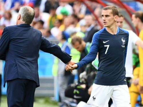 "Mondial-2018: Griezmann ""doit faire plus"", exige Deschamps"