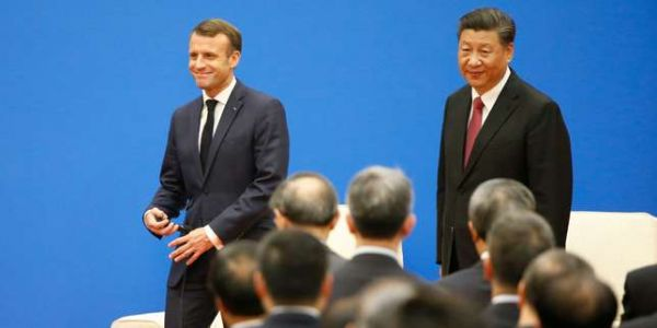 La Chine, alliée de la France par défaut