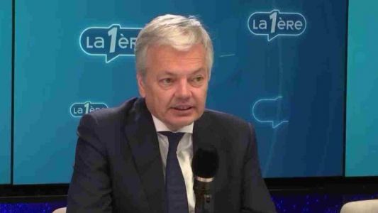 "Jérusalem: la décision de Trump ""va à l'encontre du droit international"" juge Didier Reynders"