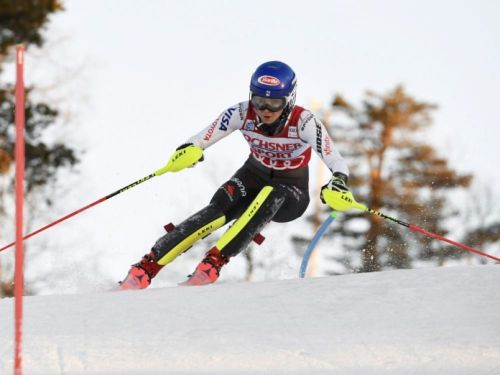 Slalom de Levi: Shiffrin domine la 1re manche