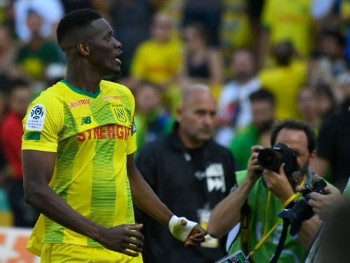 Ligue 1: Nantes fait le minimum mais rafle le maximum