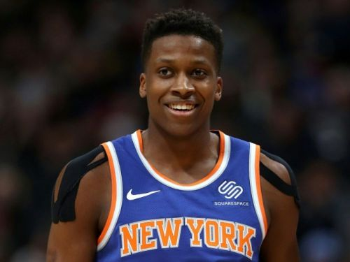 NBA: possible rechute pour Ntilikina?