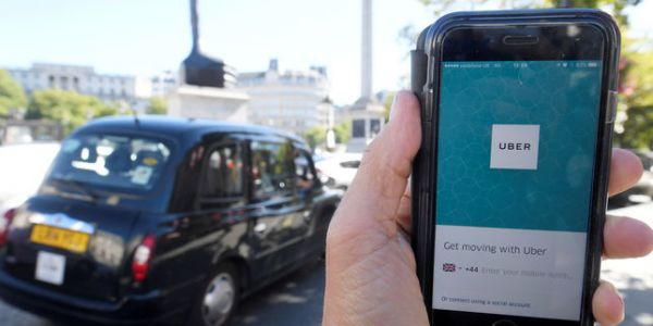 Uber fait appel de son interdiction à Londres