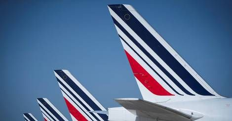 Le groupe Air France va supprimer 7 580 postes d'ici fin 2022