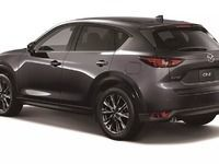 Mazda lance un 2.5 turbo sur son CX-5 au Japon