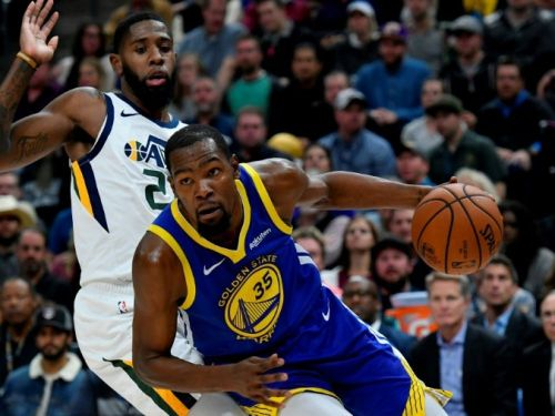 NBA: Golden State se sort in extremis du piège tendu par Utah