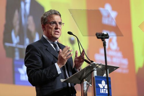 Alexandre de Juniac quitte la direction de IATA, Willie Walsh le remplace