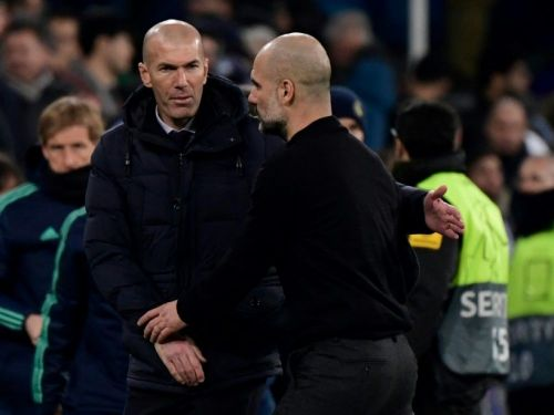 C1: Guardiola et City remportent le duel de tacticiens face au Real Madrid