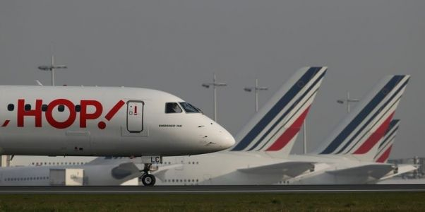 Air France va recapitaliser sa filiale HOP