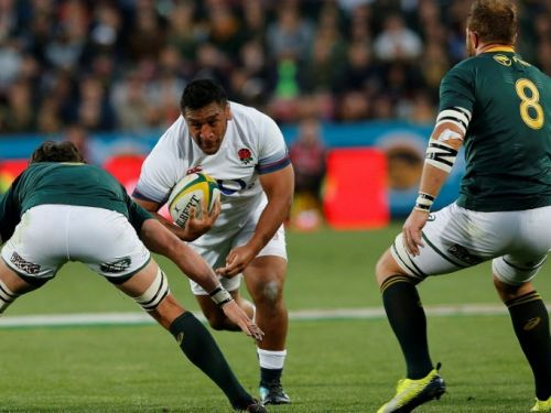 Rugby: fracture du bras pour l'international anglais Billy Vunipola
