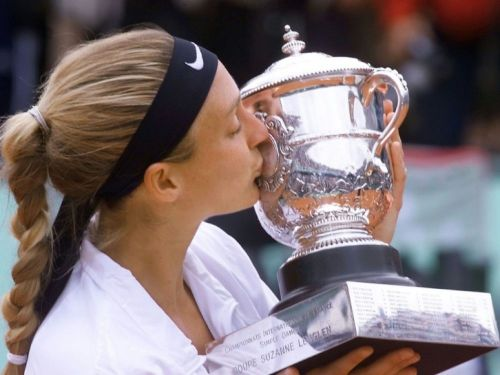Tennis: Mary Pierce et Li Na vont entrer au Hall of Fame