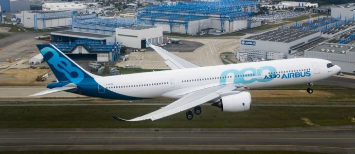L'A330 new-look prend son envol