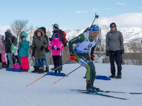 Biathlon: Fillon-Maillet double la mise à Soldier Hollow