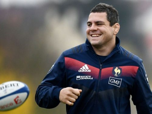 Six nations: Guirado confirmé capitaine du XV de France par Jacques Brunel