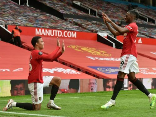 Angleterre: Manchester United et Leicester font le plein