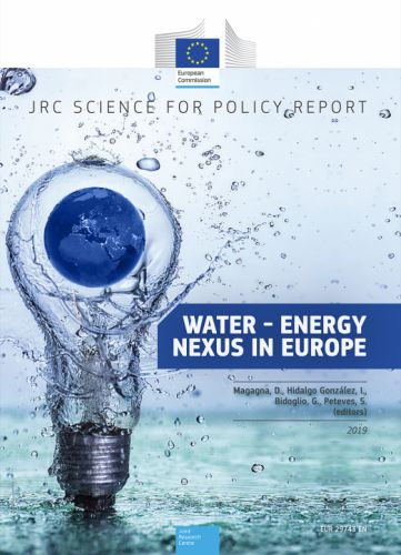 Water - Energy Nexus in Europe, EU, 2019