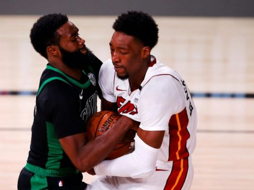 Play-offs NBA: Boston refroidit le Heat et reste en course