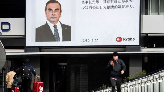 France: malgré son incarcération, Carlos Ghosn reste PDG de Renault