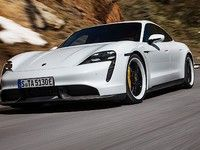 Production imminente pour la Porsche Taycan