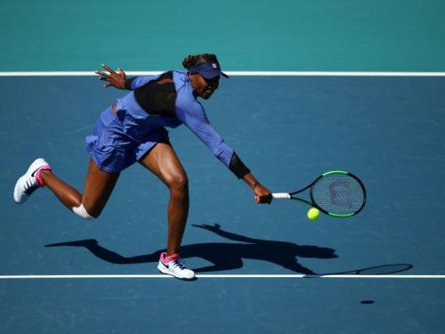 Tennis: Venus Williams remporte un choc des générations à Miami