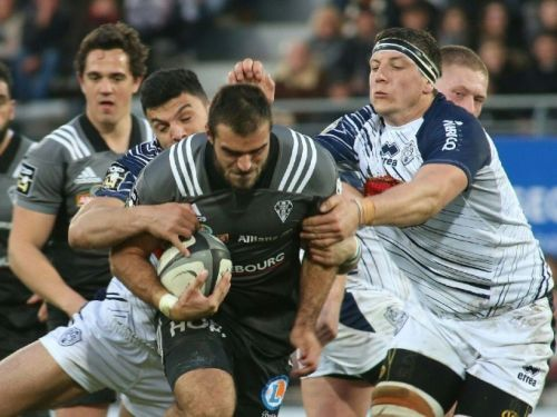 Top 14: Brive relance la course au maintien