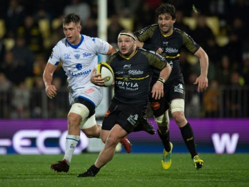 Rugby: face au coronavirus, le Top 14 sort de son confinement et fait un geste
