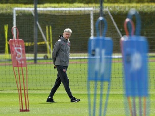 Europa League: Wenger avec Arsenal, la dernière chance de briller en Europe