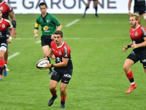 Top 14: avec Ramos, Toulouse domine Castres