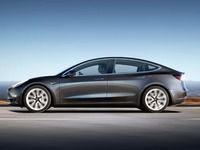 Tesla : la production de la Model 3 fait une pause