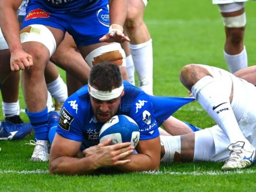 Top 14: Toulouse tousse, Agen descend