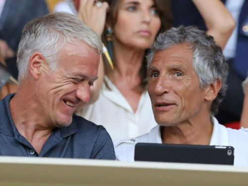 Ligue 1: Didier Deschamps assiste en tribunes à Monaco-Lille