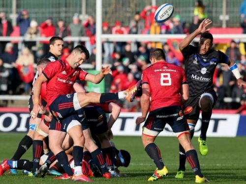Coupe d'Europe: intraitable, le Munster surclasse Castres