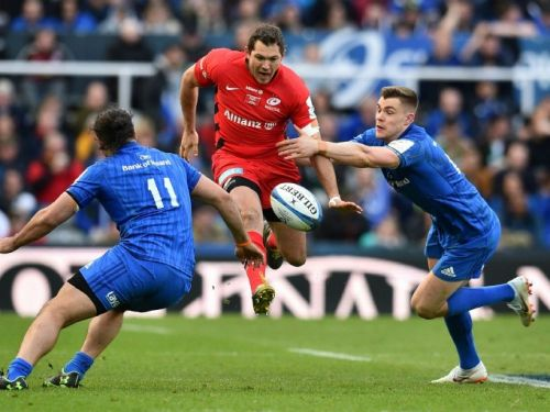 Rugby: Alex Goode prolonge aux Saracens et part en prêt au Japon