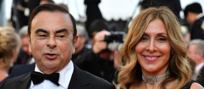Carole Ghosn exhorte Donald Trump à soutenir son mari