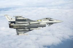 Le Qatar dépense 5,6 milliards d'euros pour 24 Eurofighter Typhoon