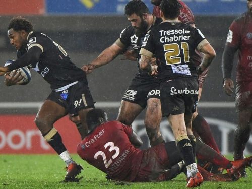 Coupe d'Europe: Montpellier bat et élimine Toulon