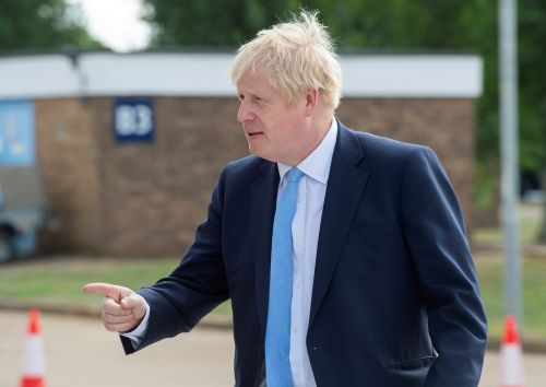 "Brexit:  Boris Johnson suggère une alternative au ""backstop"""