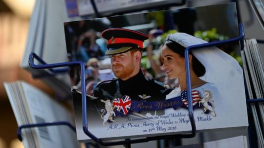 Harry et Meghan en retrait de la monarchie britannique le 31 mars