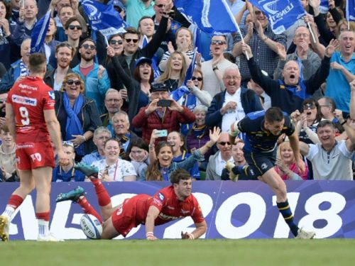 Rugby: le Leinster qualifié en force en finale de Coupe d'Europe
