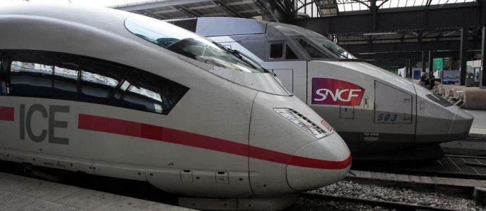 SNCF : plus de 2 000 suppressions de postes prévues en 2018