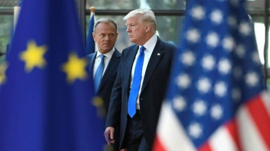 L'UE en quête d'alliances contre Trump en Chine et au Japon