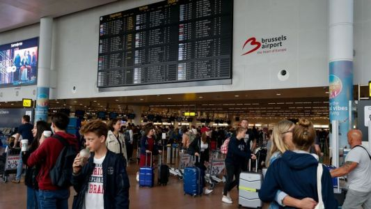 Brussels Airport attend plus de 720.000 passagers pendant les vacances