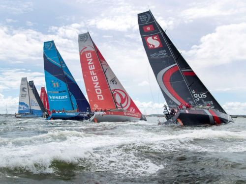 Volvo Ocean Race: le bateau chinois Dongfeng grand vainqueur