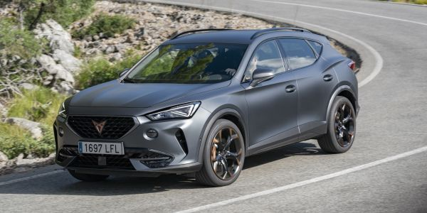 Cupra Formentor: la bombe latine qu'on n'attendait plus
