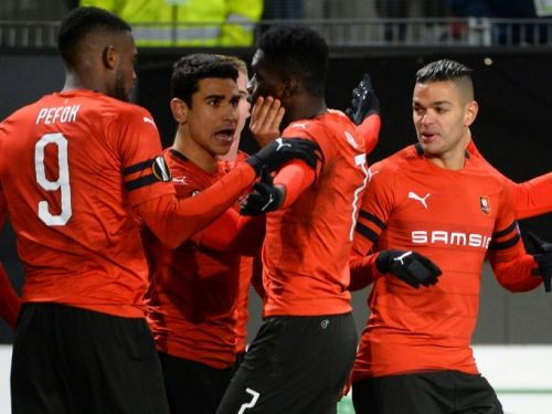 Ligue Europa: Marseille coule, Rennes assure la qualification