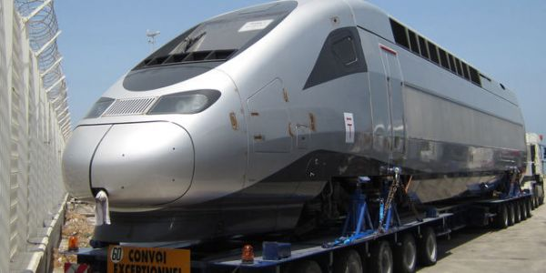 Le Maroc lance le premier TGV africain, made in SNCF