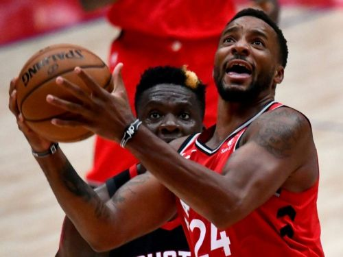 NBA: les Raptors corrigent les Wizzards