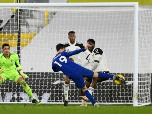 Angleterre: Chelsea s'accroche en gagnant à Fulham